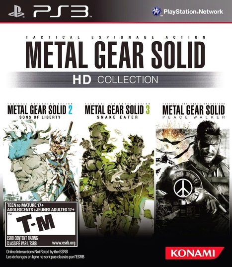 Darren Schaat started a petition to bring MGS HD to the Steam format ~ Konami Games News and Information Blog | Konami Games News and Information Blog | Scoop.it
