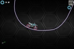 Ryder : Ride a neon motorcycle through a labyrinth | Tech Cookies - Everything about Android | Scoop.it