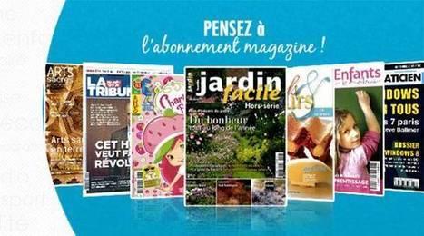 Abonnement magazine   communiqué de presse   Scoop.it