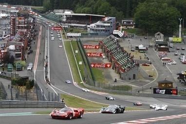 Retour vers le passé à Spa Classic - Autoblog - Furieusement autmobile (Blog) | Histoire du sport automobile : le passé au présent... | Scoop.it