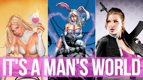 Nerds and Male Privilege | Cosplay News | Scoop.it