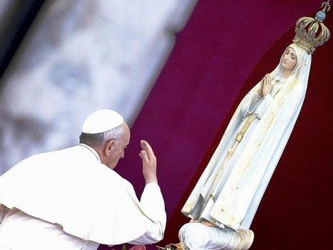 Svet kresťanstva: František plánuje navštíviť Fatimu | Správy Výveska | Scoop.it