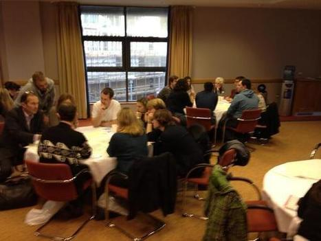 Twitter / tweetingteach : Colleagues at #SEYT13 thinking ... | NUT South East Young Teachers Conference 2013 | Scoop.it