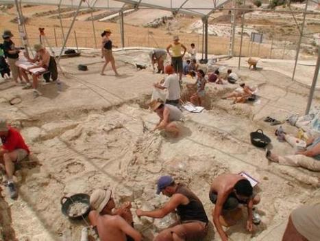 Hallan nuevos indicios de actividades humanas de hace 1,4 millones de años en el yacimiento de Orce (Granada) | Centro de Estudios Artísticos Elba | Scoop.it