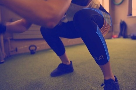 Activewear Balances Resistance Bands With Tights | Innovation & Sport | Scoop.it