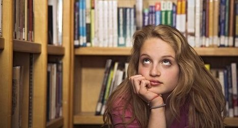 Why Teenage Girls Roll Their Eyes | Cuppa | Scoop.it