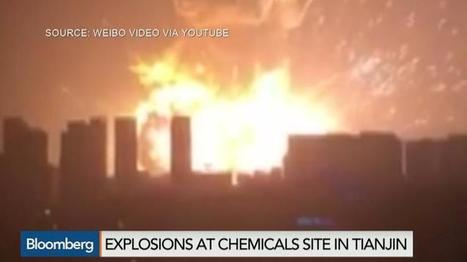 Caterpillar, Johnson Controls largely unscathed by massive explosion at Tianjin port in China | Manufacturing Supply Chain Management | Scoop.it