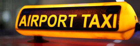 Top Benefits of an Airport Taxi Service | gtacabtaxiService | Scoop.it