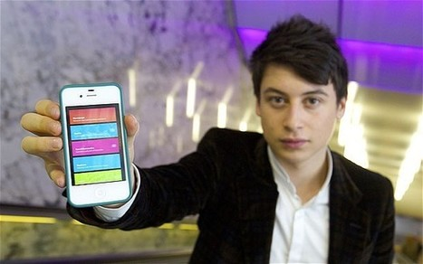 Yahoo buys Summly website from 17-year-old tech whiz for $30 million | The Tech World | Scoop.it