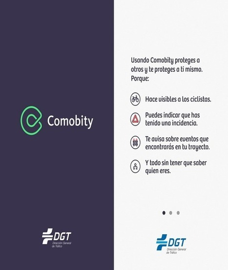 Comobity: La app que conecta y protege a los conductores, ciclistas y peatones. | Big and Open Data, FabLab, Internet of things | Scoop.it