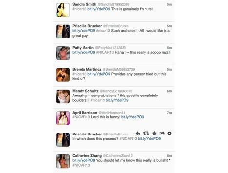 Beware of Tweet zombies | JOURNALISM NOW | Scoop.it