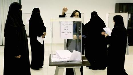 Histórico: al menos trece mujeres ganaron un escaño en las elecciones de Araba Saudí | TN.com.ar | Memorias de Orfeo | Scoop.it