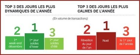 E-commerce en France : bilan et chiffres clés 2013 - Etude marché, Conseil en stratégie : Marketing, Communication entreprise, Relation client - La Poste entreprise : Le'Hub | Webloyalty | Scoop.it