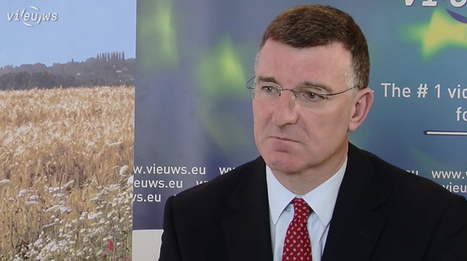 """No time for business as usual"", says Syngenta Global's Jon Parr 