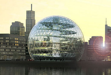 Rejecting casinos, Onondagas invest in an experiment: futuristic greenhouses | Peer2Politics | Scoop.it