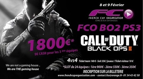 Twitter / FCOrganisation: FCO #BO2 PS3 se déroulant ... | Call Of Duty by Masquout | Scoop.it