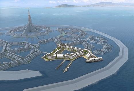 C'est pour demain… les villes autonomes sur l'eau | Biodiversité & Relations Homme - Nature - Environnement : Un Scoop.it du Muséum de Toulouse | Scoop.it