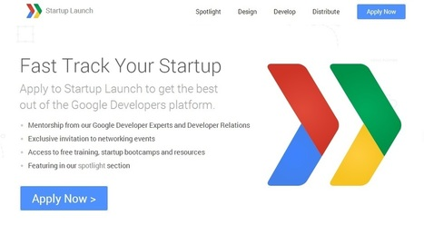 Google Woos Budding Entrepreneurs with Google Startup Launch - OutScream | outscream | Scoop.it
