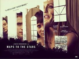 Novos cartazes de Map to the Stars de David Cronenberg : Filme Trailer | 'Cosmopolis' - 'Maps to the Stars' | Scoop.it