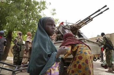 Nigeria : l'armée libère 54 femmes et enfants des mains de Boko Haram   Think outside the Box   Scoop.it