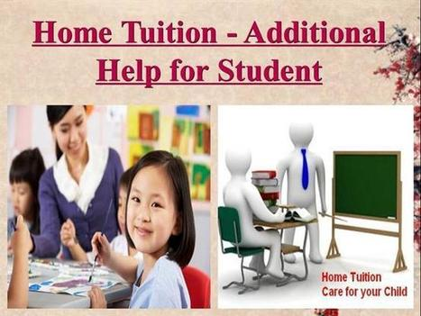 Tutoring for Excellence | Education | Scoop.it