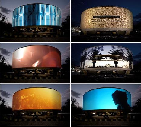 A museum gets a cinematic makeover | Espaces de diffusion sur écrans | Scoop.it