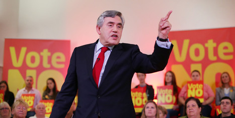 Gordon Brown Backed Down Because He Was Scared of Losing His Seat to the SNP | My Scotland | Scoop.it