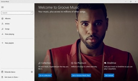 Xbox Music is now Groove, as Microsoft recycles and rebrands | E-Music ! | Scoop.it