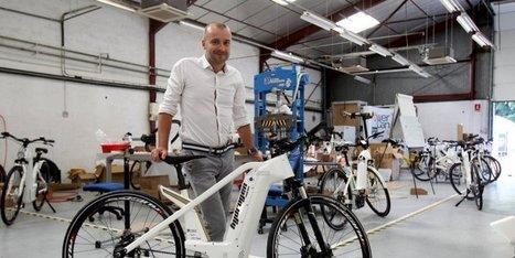 Voici Alpha, le premier vélo électrique à hydrogène, né à Biarritz - SudOuest.fr   Ressources pour la Technologie au College   Scoop.it