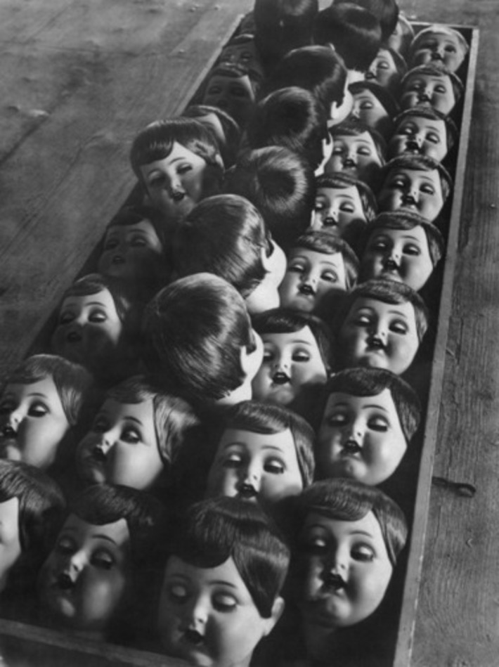 Doll Heads | Kitsch | Scoop.it