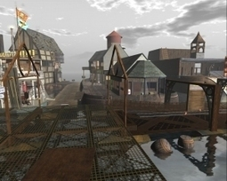 Post-apocalyptic Steampunk Pirates in Second Life | Metaverse News | Scoop.it