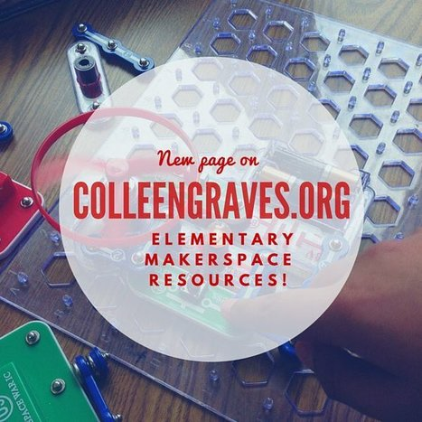 Elementary Library Makerspace Resources - @GravesColleen | iPads in Education | Scoop.it