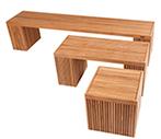 Top Quality Outdoor Teak Benches | Teak Outdoor Furniture and Patio - AspenTeak | Scoop.it