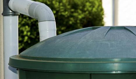 Prix d'un récupérateur eau de pluie   Travaux Extérieurs   Scoop.it