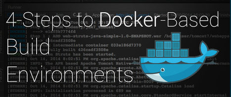 4-Steps to Docker-Based Build Environments | opexxx | Scoop.it