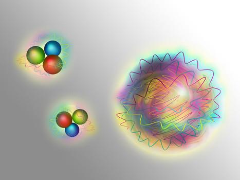 Γλοιόνιουμ (glueball): ένα σωματίδιο φτιαγμένο από ισχυρή δύναμη | e-ΦΥΣΙΚΗ | Scoop.it