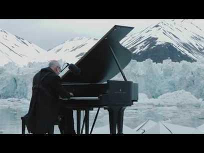 El pianista Ludovico Einaudi lleva tu voz al Ártico | Actualidad forestal cerca de ti | Scoop.it
