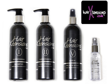 Hair Extension Aftercare -Hair Extension Full Aftercare Set - HairXtensions.co.uk | hair extension aftercare products | Scoop.it