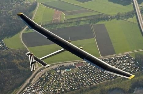 Suivez en direct le vol de l'avion solaire expérimental Solar Impulse qui se pose à Toulouse ce soir | Toulouse La Ville Rose | Scoop.it