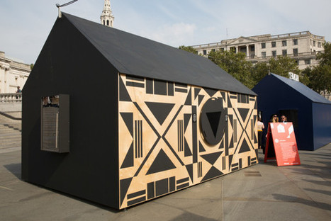 Airbnb's Landmark Project during London Design Festival 2014 | Brands & Entertainment - Cinema, Art, Tourism, Music & more | Scoop.it