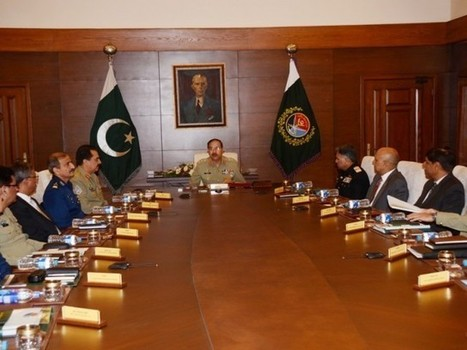 Military reaffirms resolve to fight terrorism within parameters set by govt | AfPak Commentary | Scoop.it