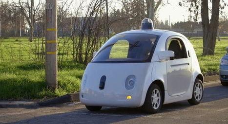Los coches autónomos de Google andan probando parabrisas inteligentes   Innovación   Scoop.it
