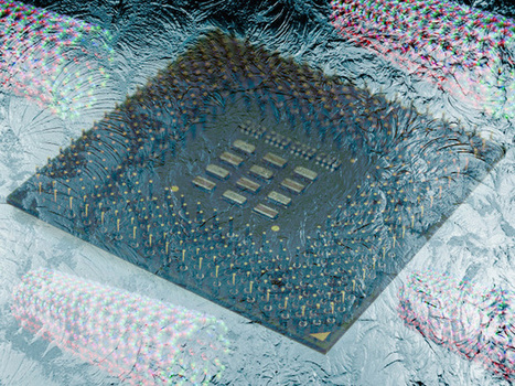 Carbon Nanotubes Could Solve Overheating Problem for Next-Generation Computer Chips - IEEE Spectrum | leapmind | Scoop.it