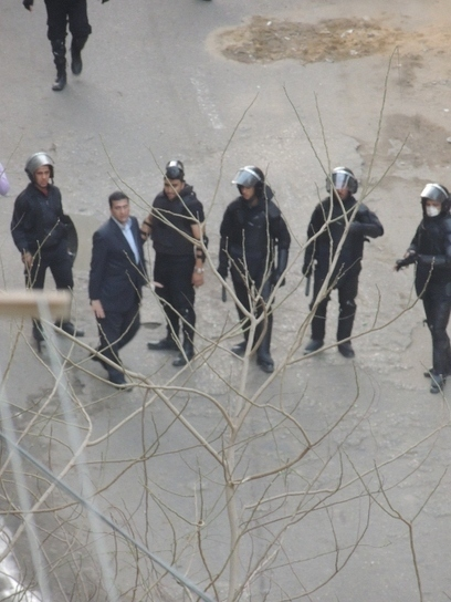 "Preparing for Egypt's ""Day of Rage"" anniversary 