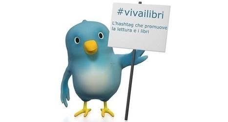 Giornata mondiale del libro, domani edizione speciale dell'hashtag #vivailibri   #vivailibri   Scoop.it
