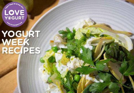Recipes   The Yogurt Council   Yogurt is good for YOU   Scoop.it