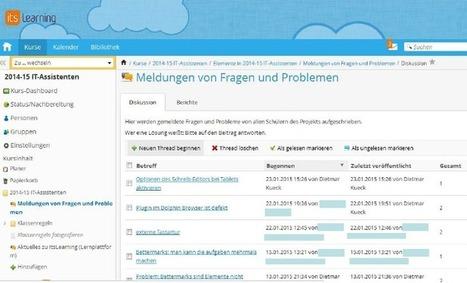 Schüler als IT-Assistenten Stadtteilschule Oldenfelde HH | Medienbildung | Scoop.it