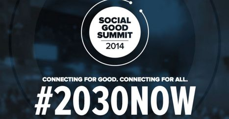 The Oslo Meetup – Social Good Summit 2014 | Friprogbloggen | Friprogsenteret | Scoop.it