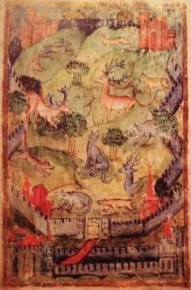 The Ecology and Economics of Medieval Deer Parks | Anthropology, Archaeology, and History | Scoop.it