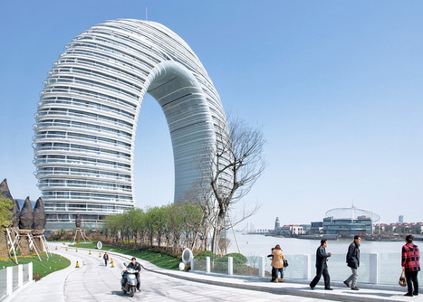 Sheraton Huzhou Hot Spring Resort by MAD - more photos | architecture&design | Scoop.it